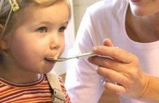 Лечение кашля у детей в домашних условиях