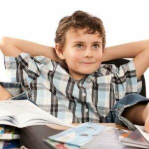 Что делать если ребёнок ленивый