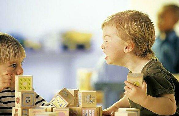 Агрессия у детей дошкольного возраста