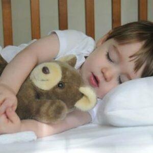 Ребёнок плохо засыпает на ночь